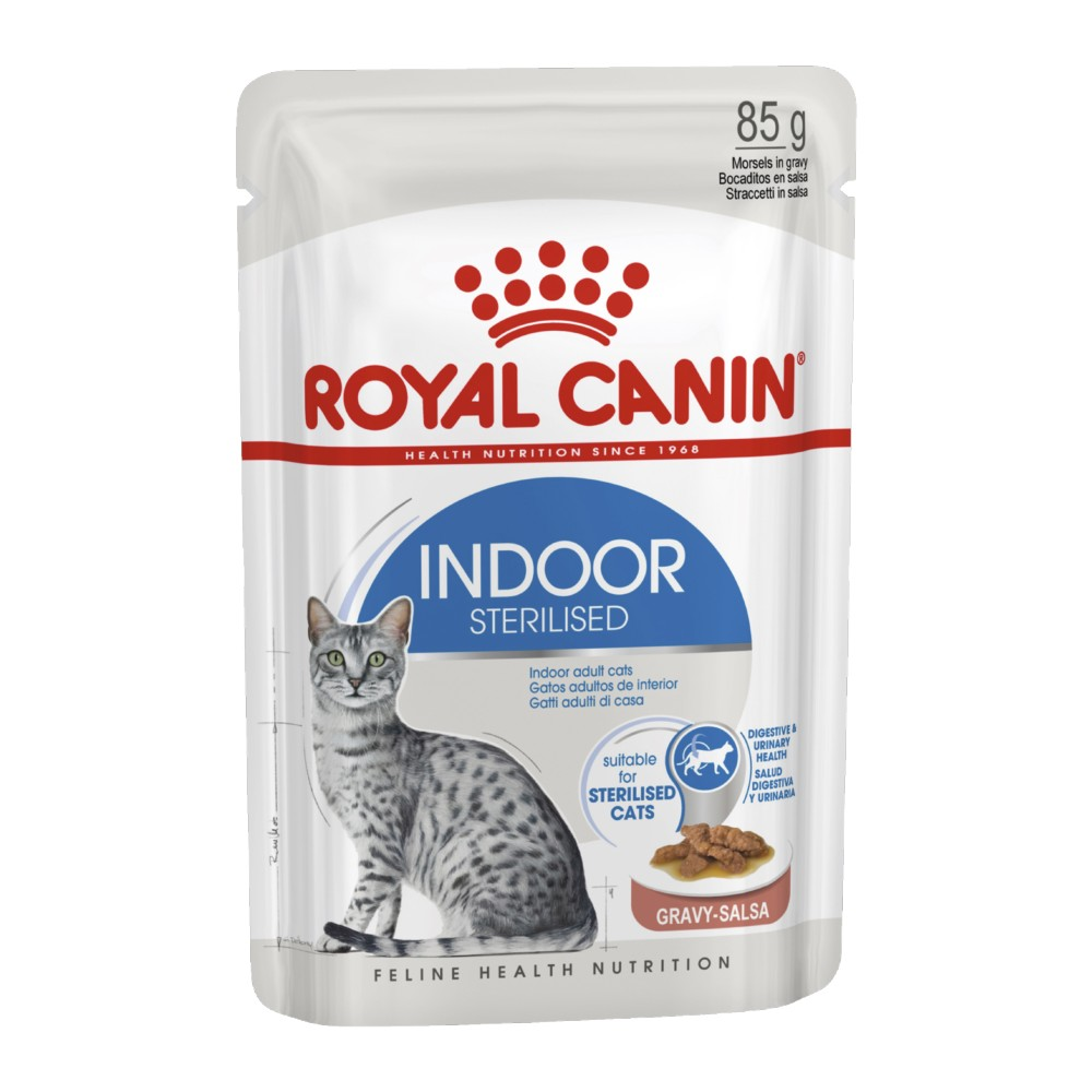 Royal Canin Adult Indoor in Gravy