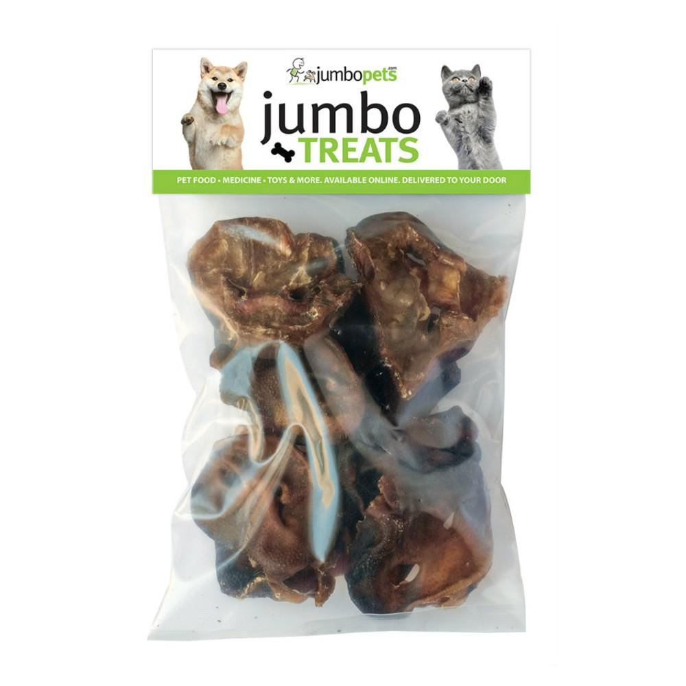 Jumbo Pets Jumbo Treats Pigs Snouts