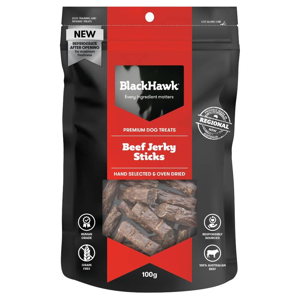 Black Hawk Beef Jerky Sticks