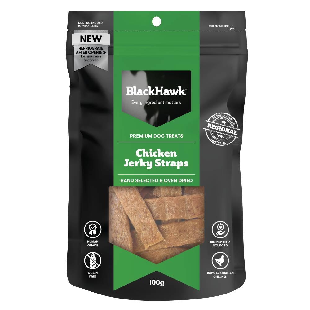 Black Hawk Chicken Jerky Straps
