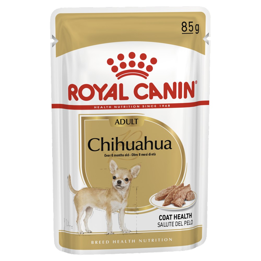 Royal Canin Chihuahua Adult Loaf Pouches