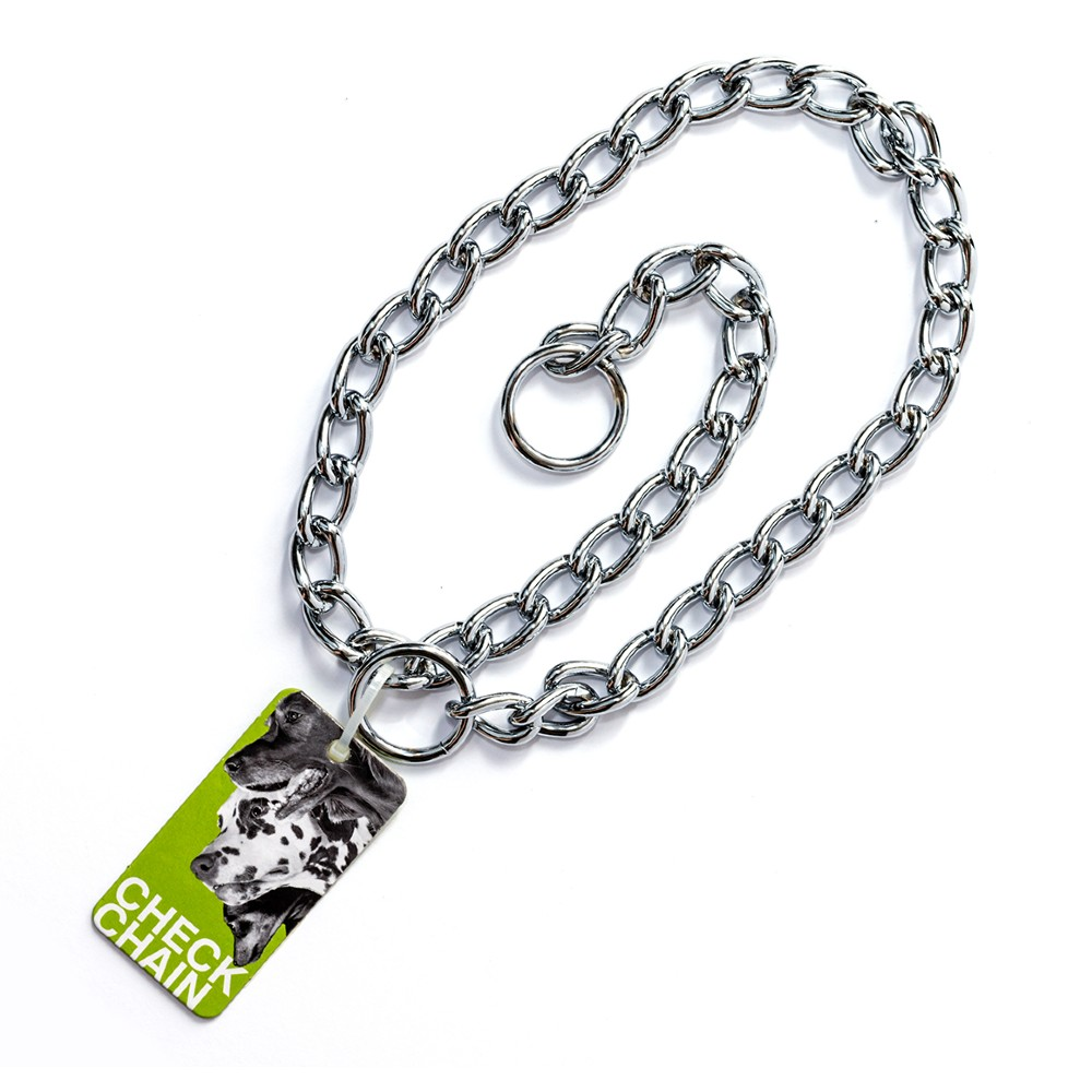 Rudducks Check Chain
