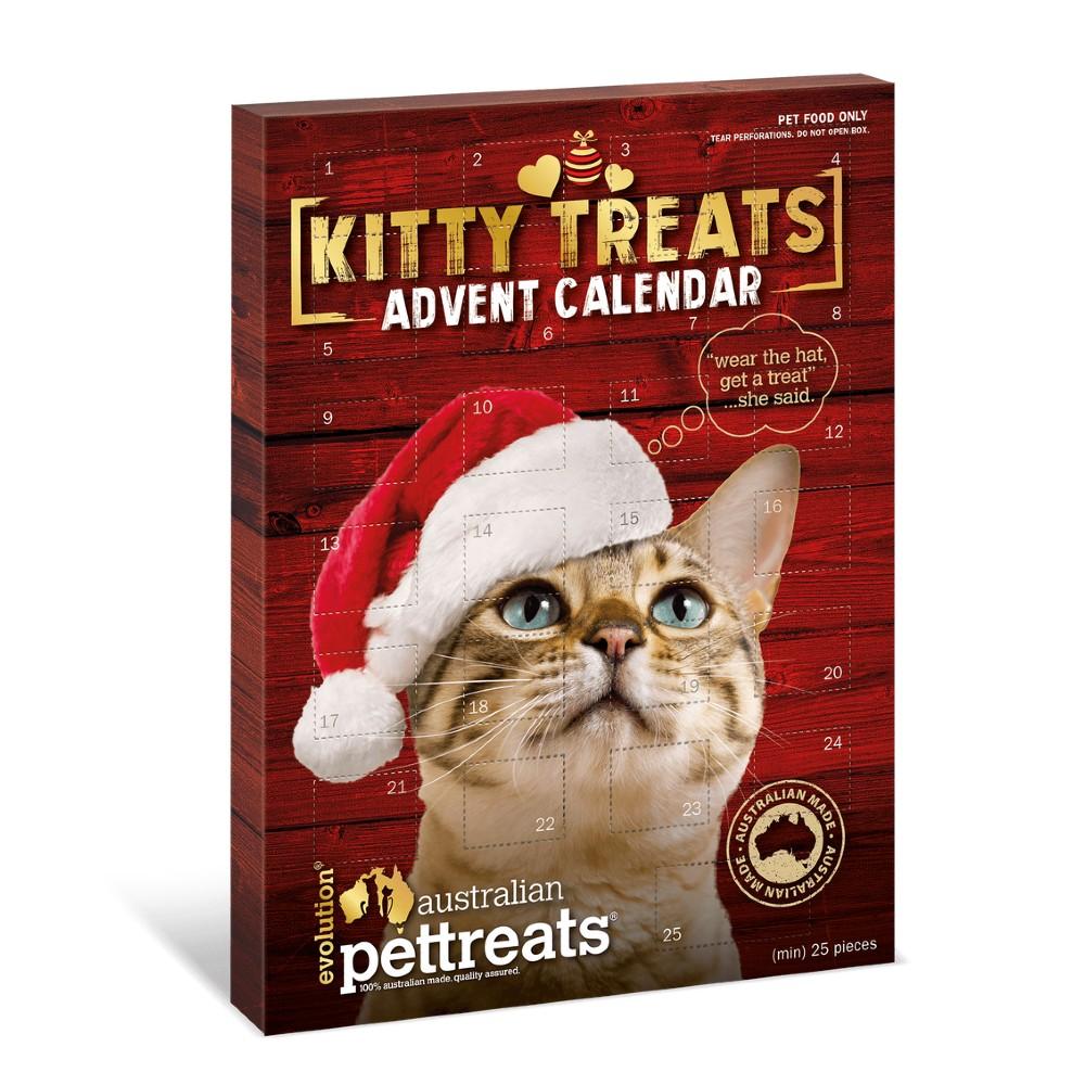 Kitty Treats Christmas Advent Calendar