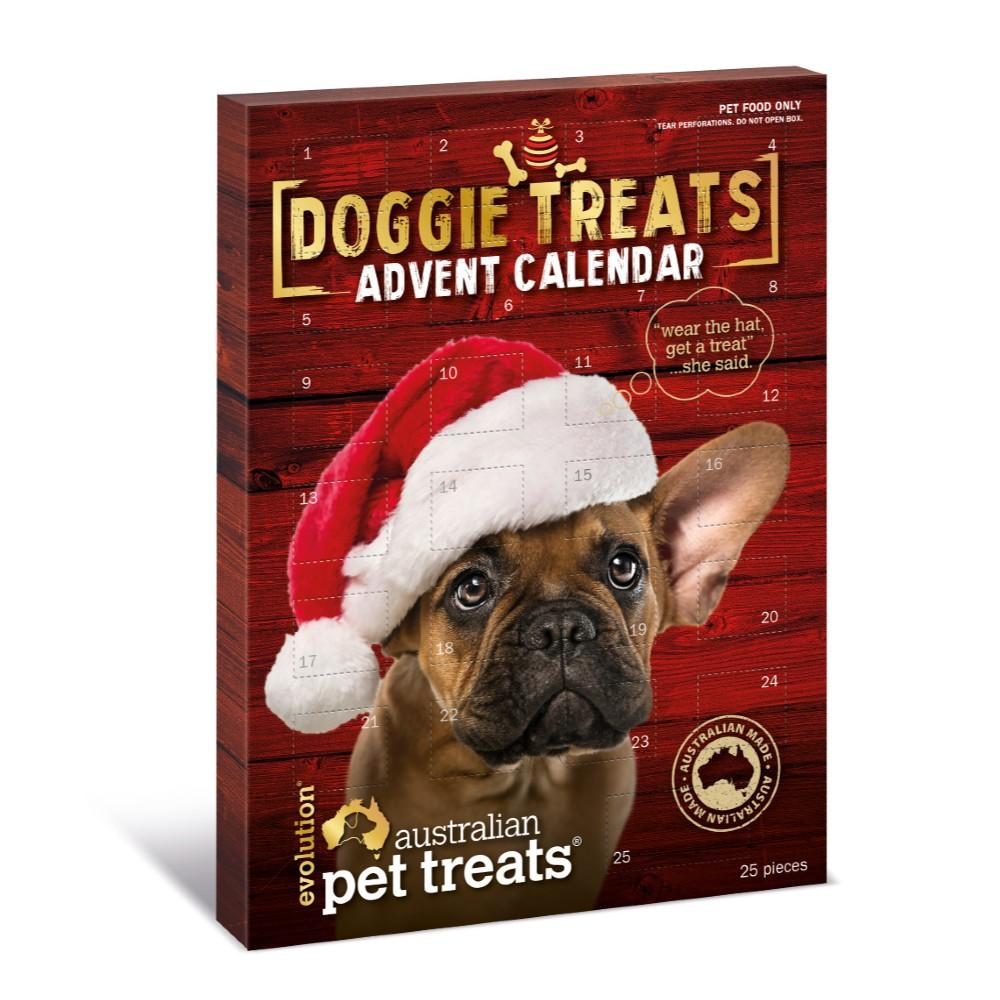 Doggie Treats Christmas Advent Calendar