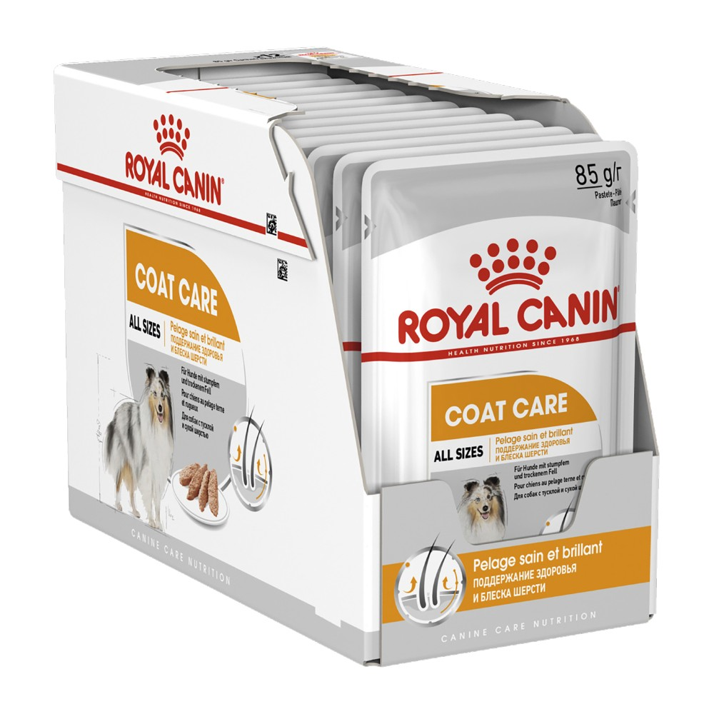 Royal Canin Coat Care Loaf Pouches