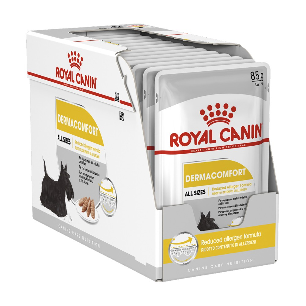 Royal Canin Dermacomfort Loaf Pouches