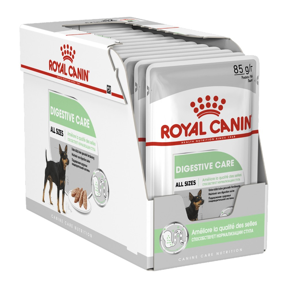 Royal Canin Digestive Care Loaf Pouches