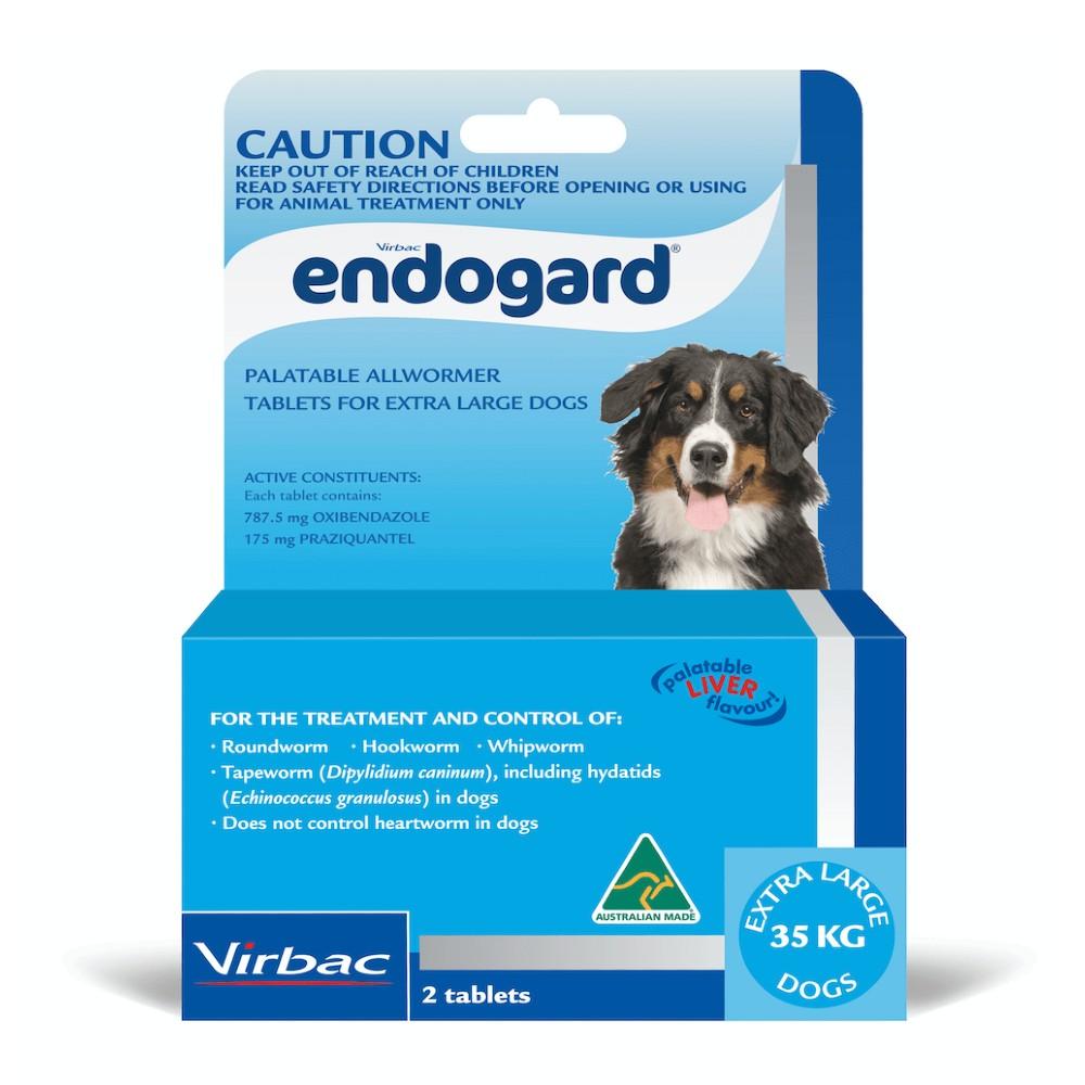 Endogard Extra Large Dogs 35kg+