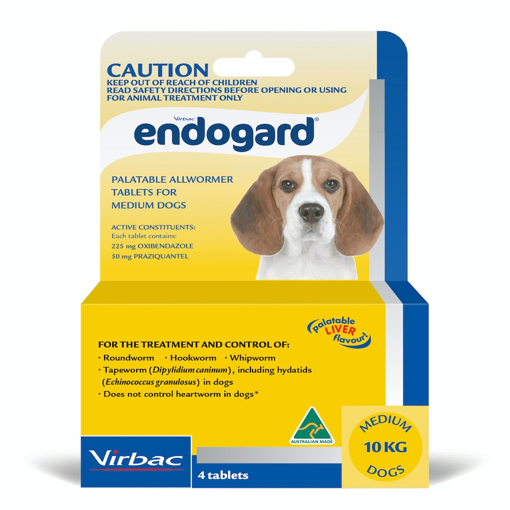 Endogard Medium Dogs 10-20kg
