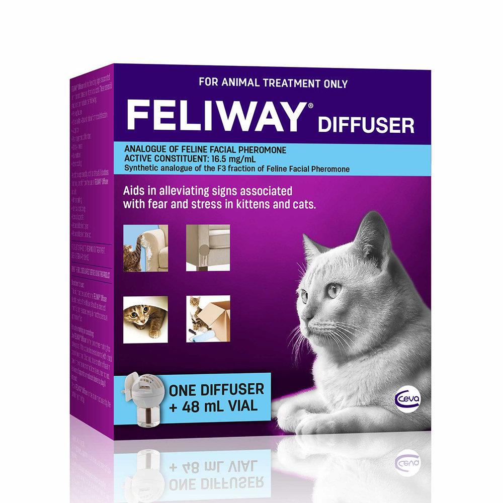 Feliway Cat Diffuser and Refill Set