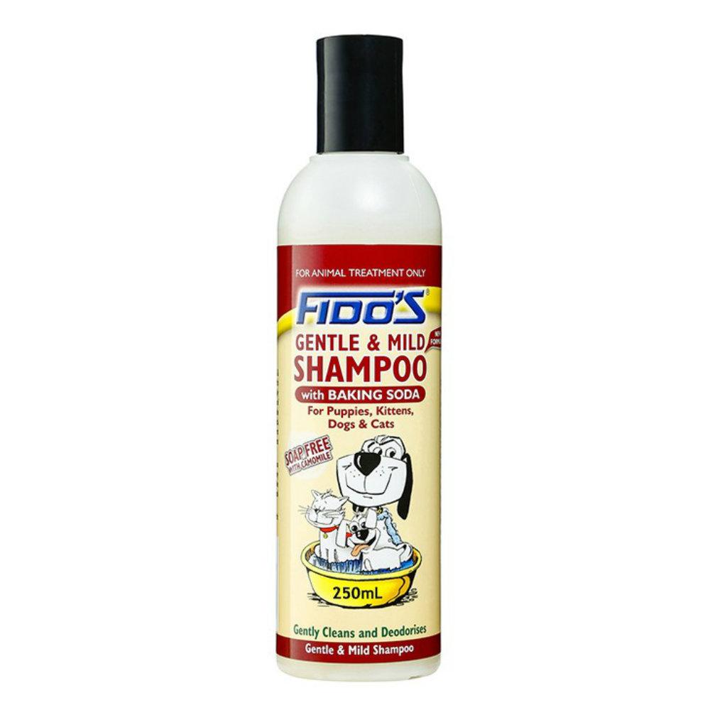 Fido's Gentle and Mild Shampoo