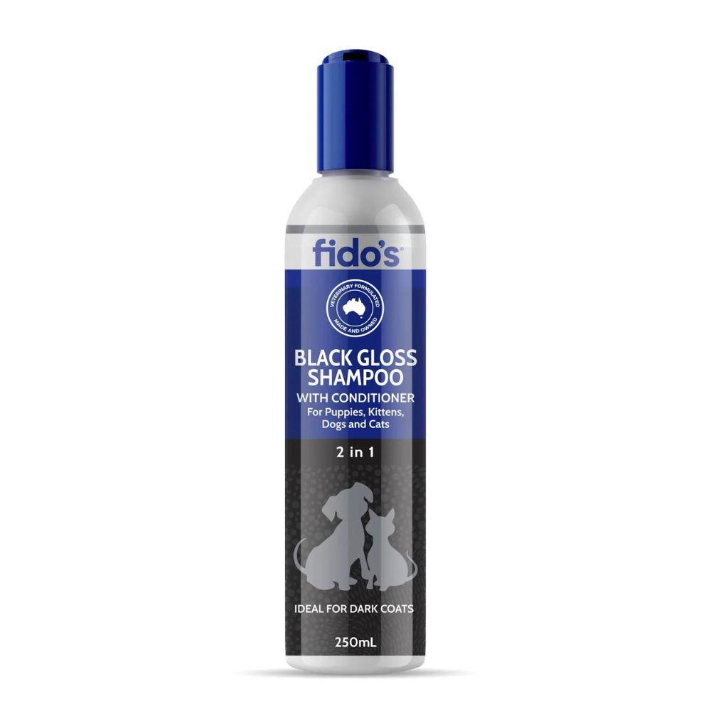 Fido's Black Gloss Shampoo with Conditioner