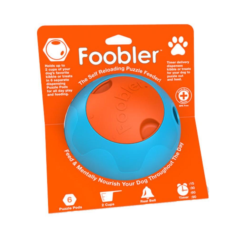 Foobler Puzzle Feeder