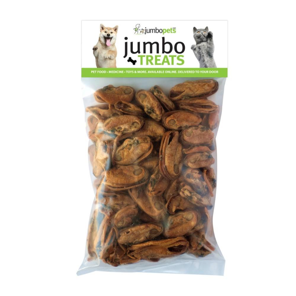 Jumbo Pets Jumbo Treats Green Lipped Mussels