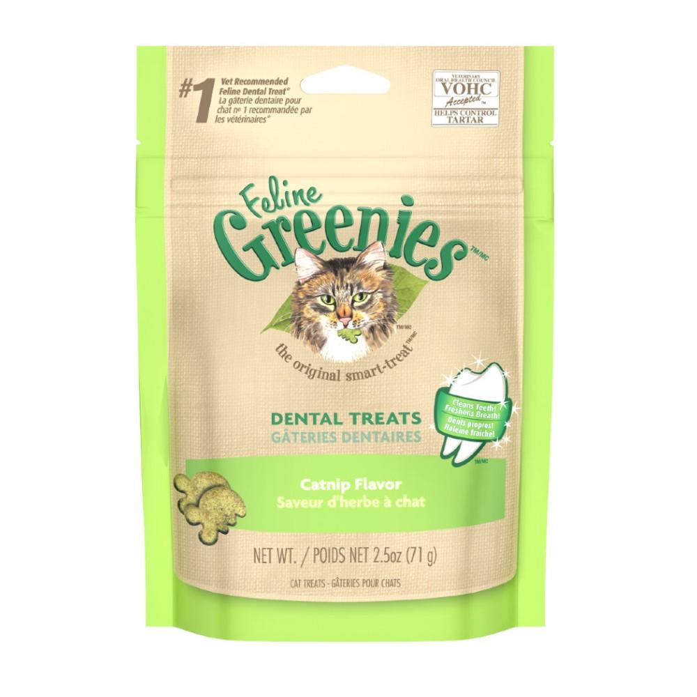 Greenies Catnip Dental Treats