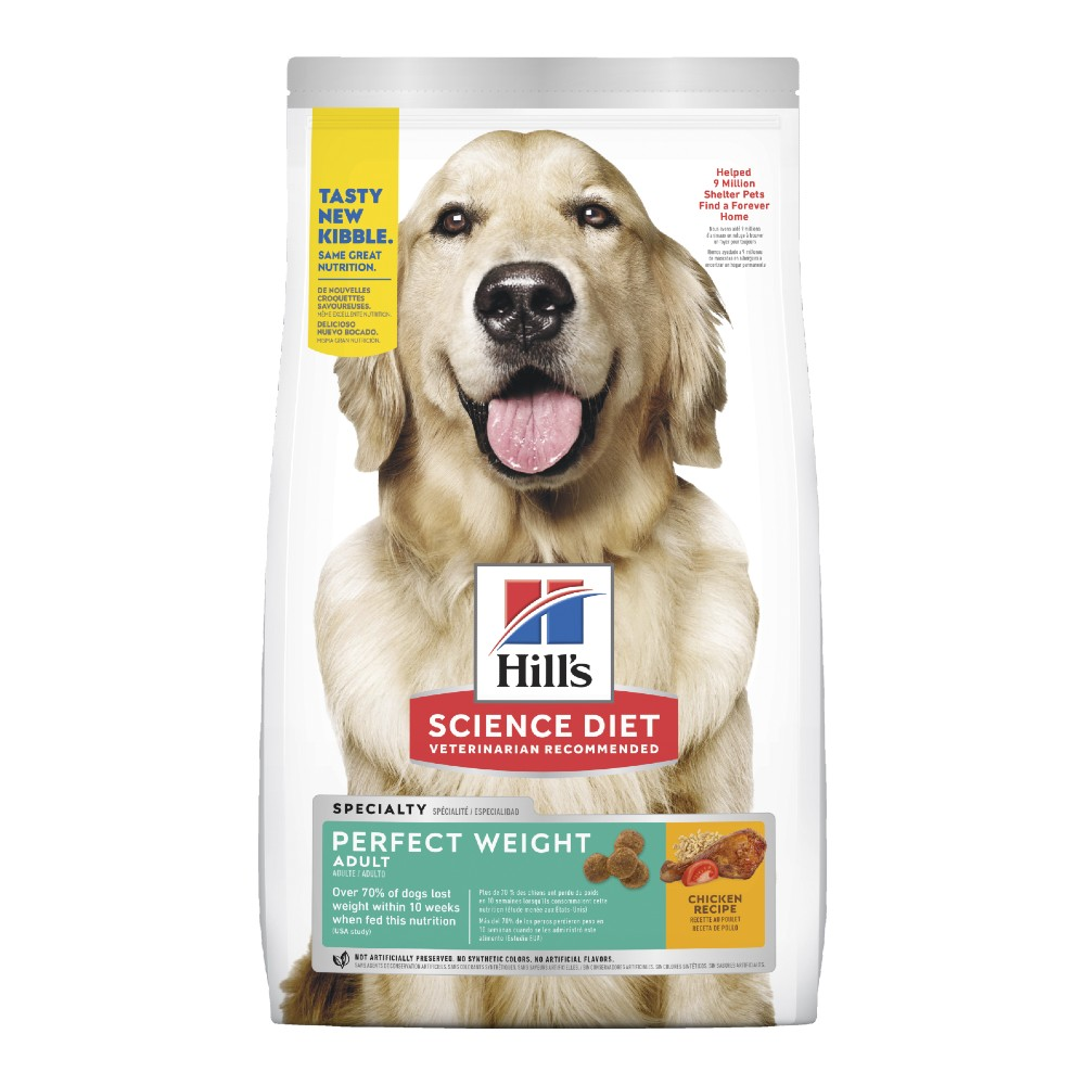 Hills Science Diet Adult Perfect Weight Dry Dog Food