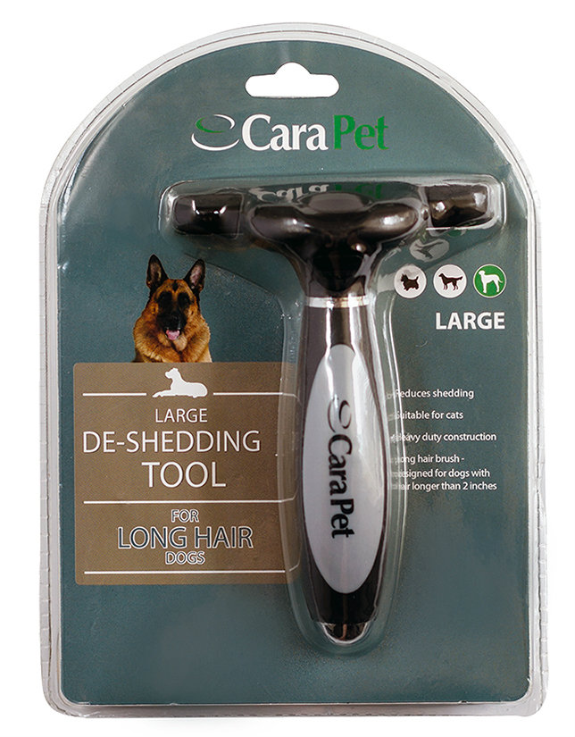 Large Deshedding Brush for Dogs