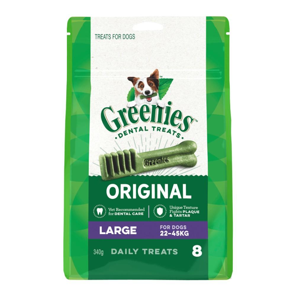 Greenies Original Dental Treats Large