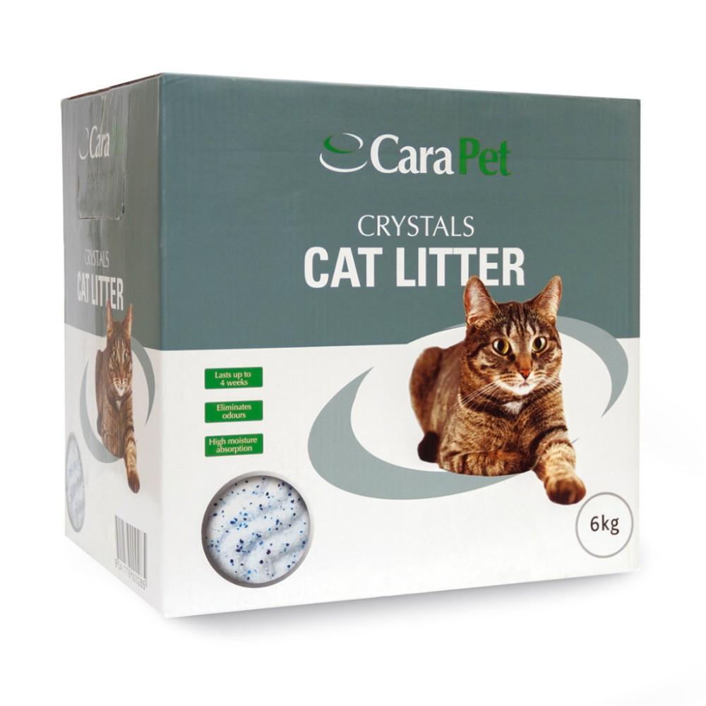Cara Pet Cat Litter Crystals