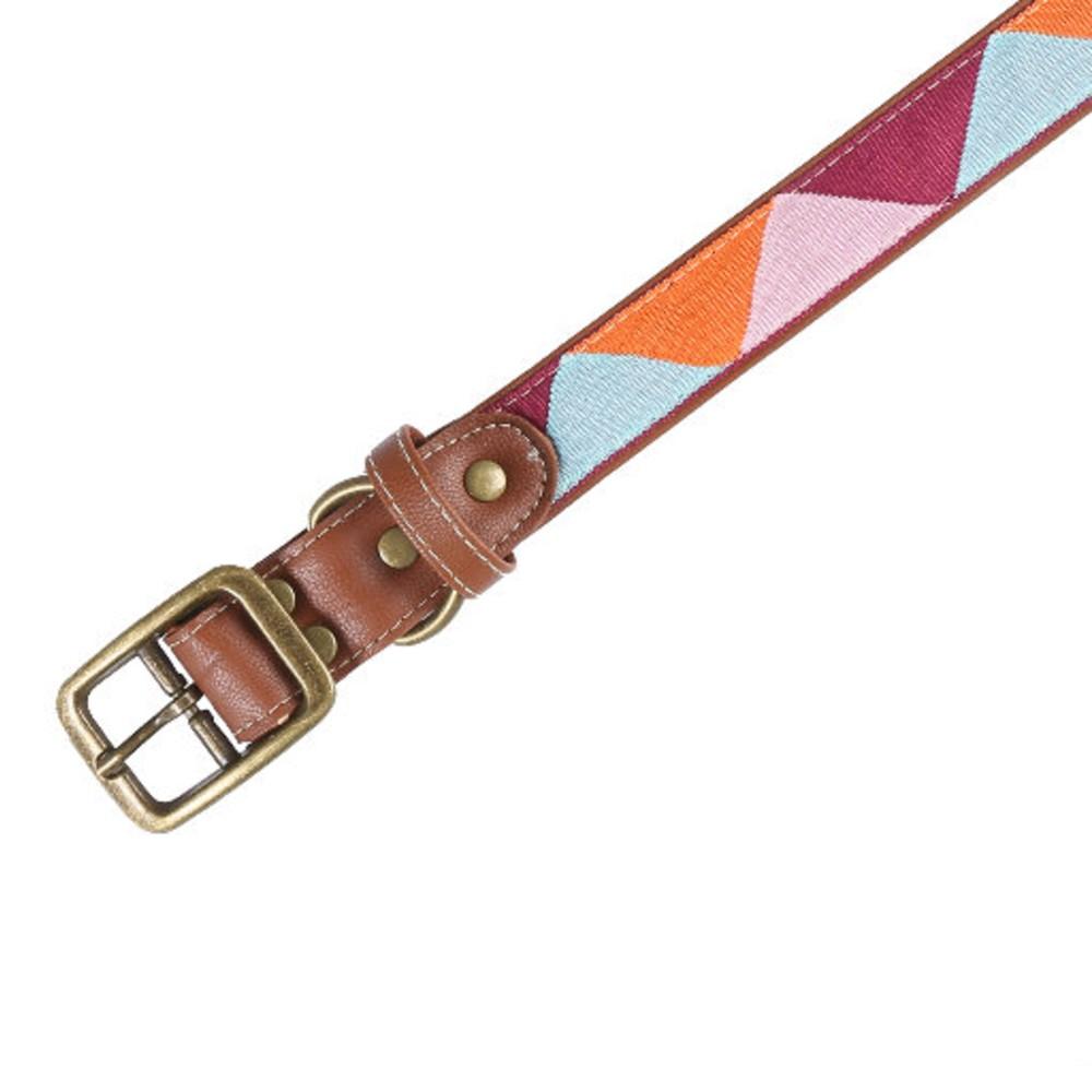 Cara Pet Lyon Dog Collar