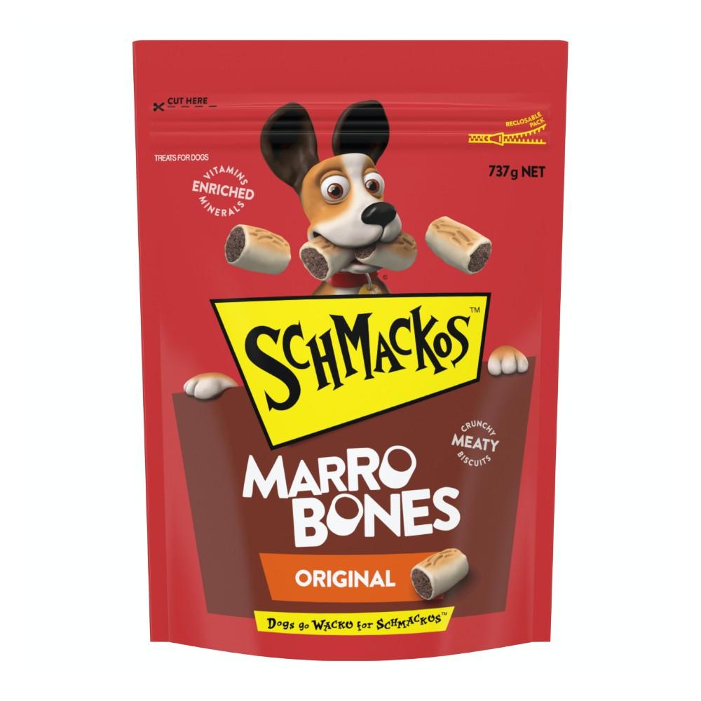 Schmackos Marrobones Original