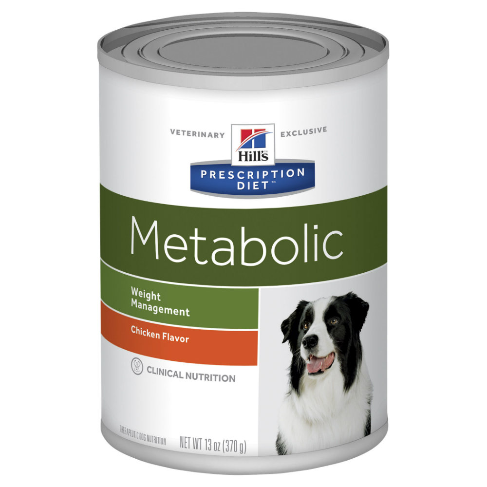 Hills Prescription Diet Metabolic Weight Management Canned Dog Food