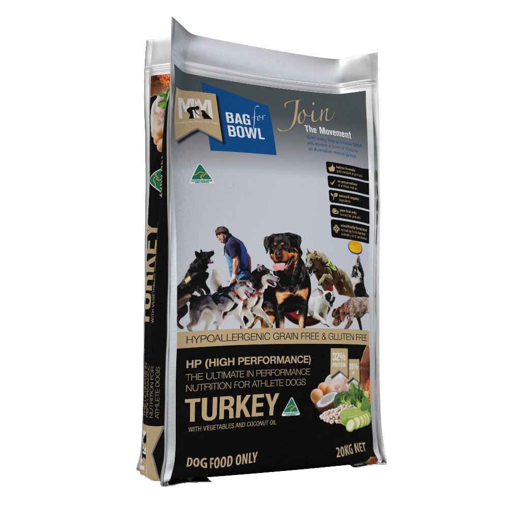 Meals for Mutts High Performance Grain Free