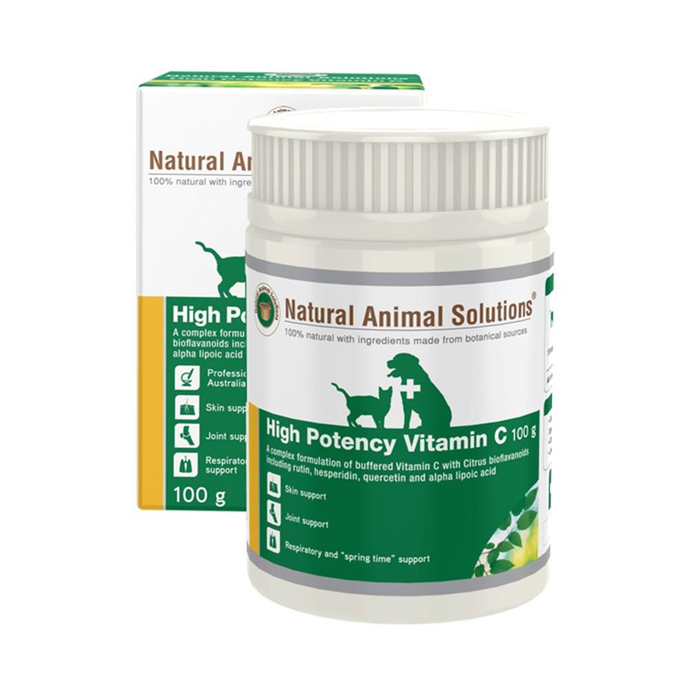 Natural Animal Solutions High Potency Vitamin C