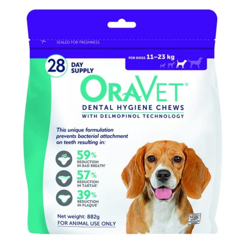 Oravet Dental Chews Medium 11-23kg