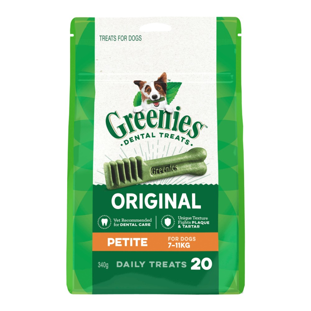 Greenies Original Dental Treats Petite