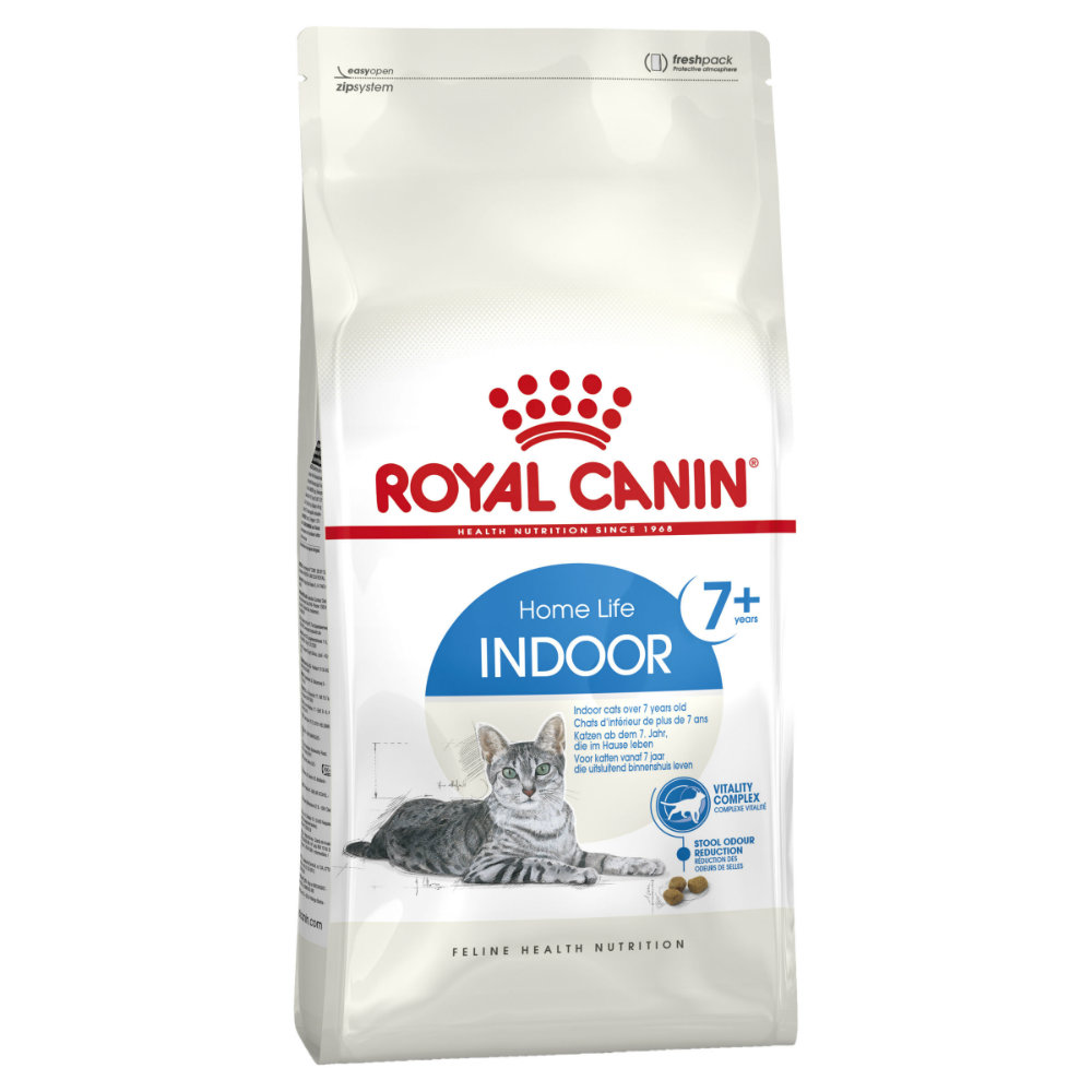 Royal Canin Adult Indoor 7+