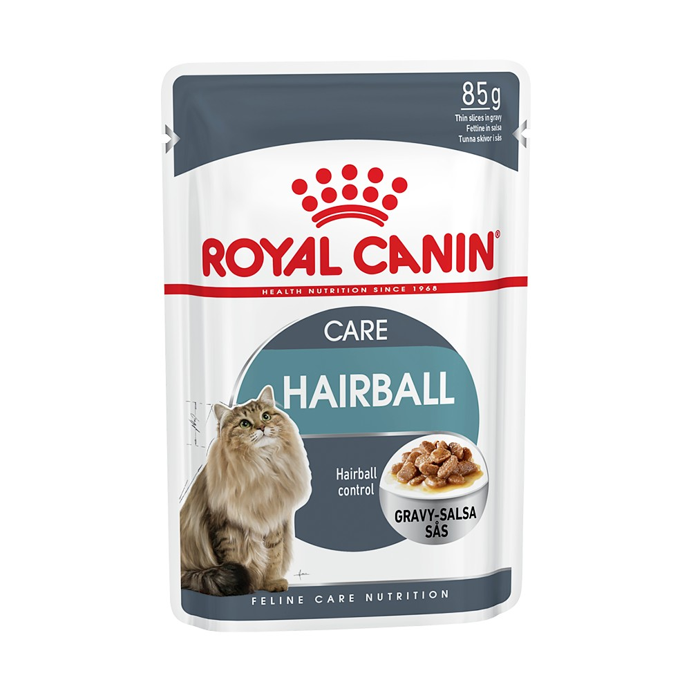 Royal Canin Adult Hairball Care in Gravy