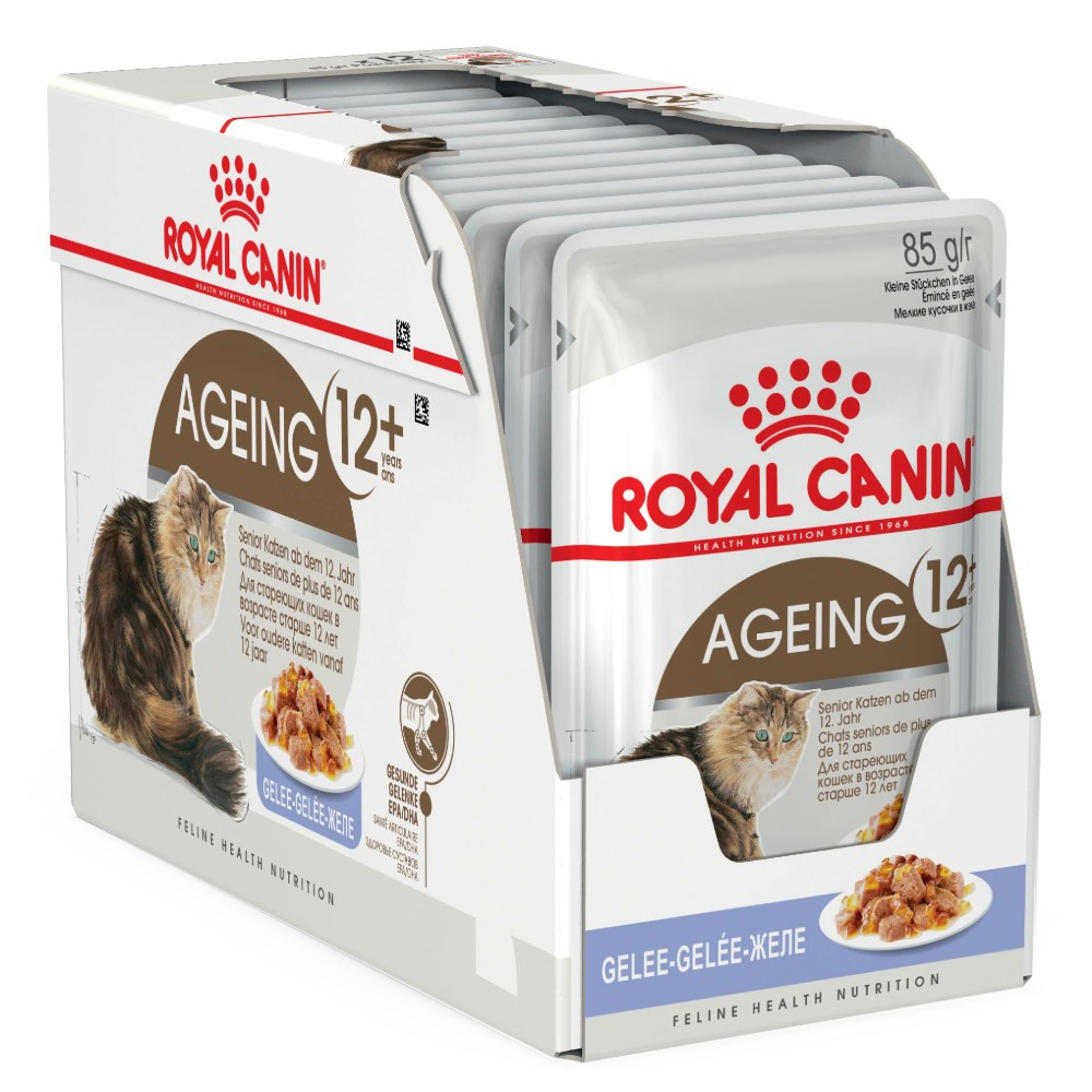Royal Canin Ageing 12+ Years in Jelly