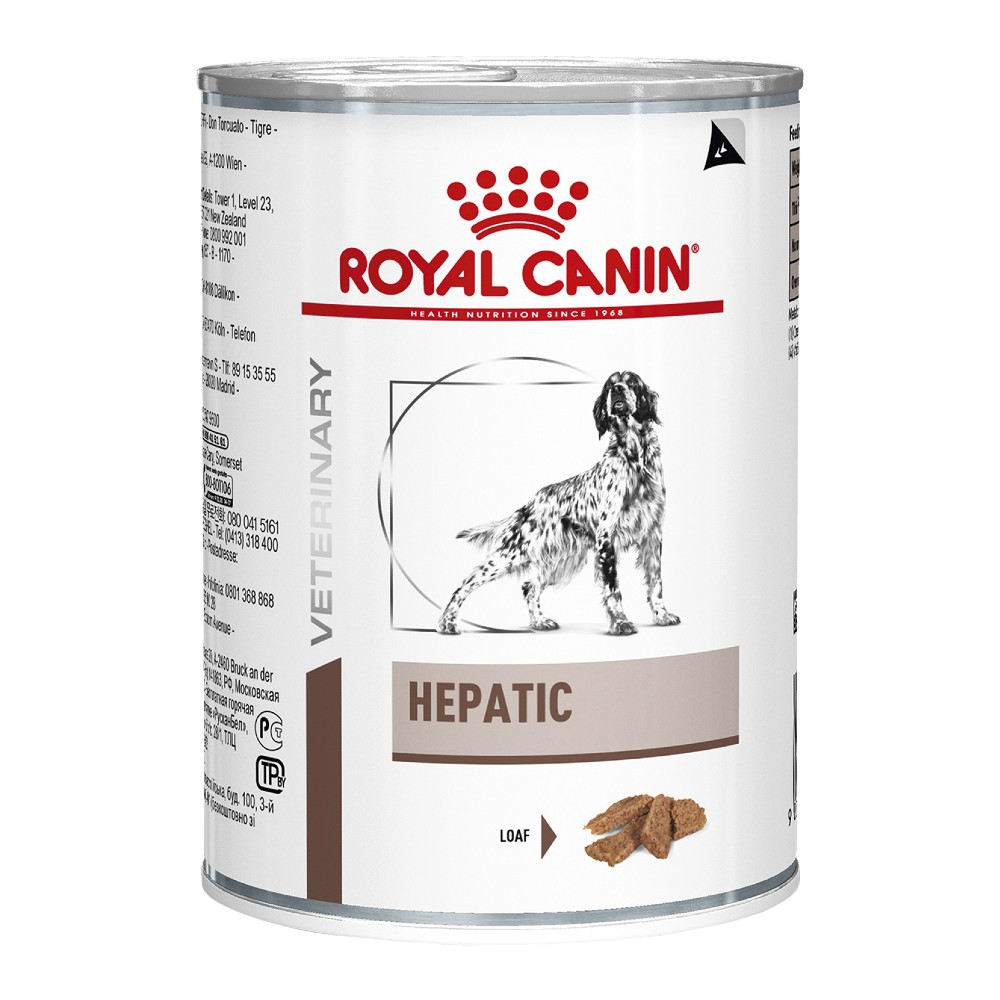 Royal Canin Veterinary Diet Hepatic Cans