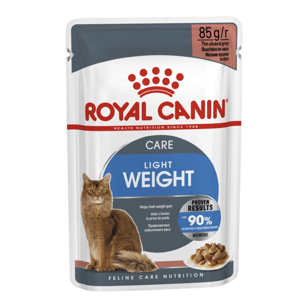 Royal Canin Adult Light Weight Care in Gravy