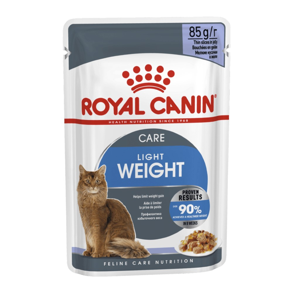 Royal Canin Adult Light Weight Care in Jelly