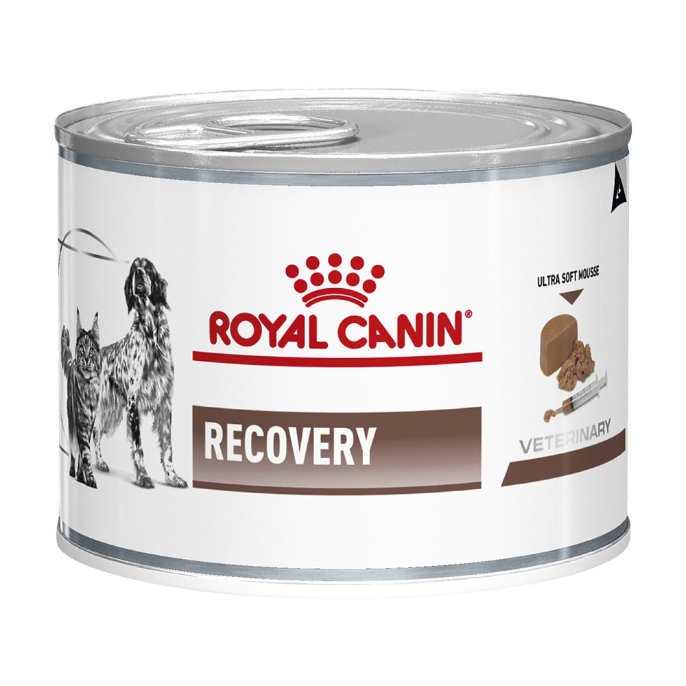 Royal Canin Veterinary Diet Recovery for Dogs and Cats