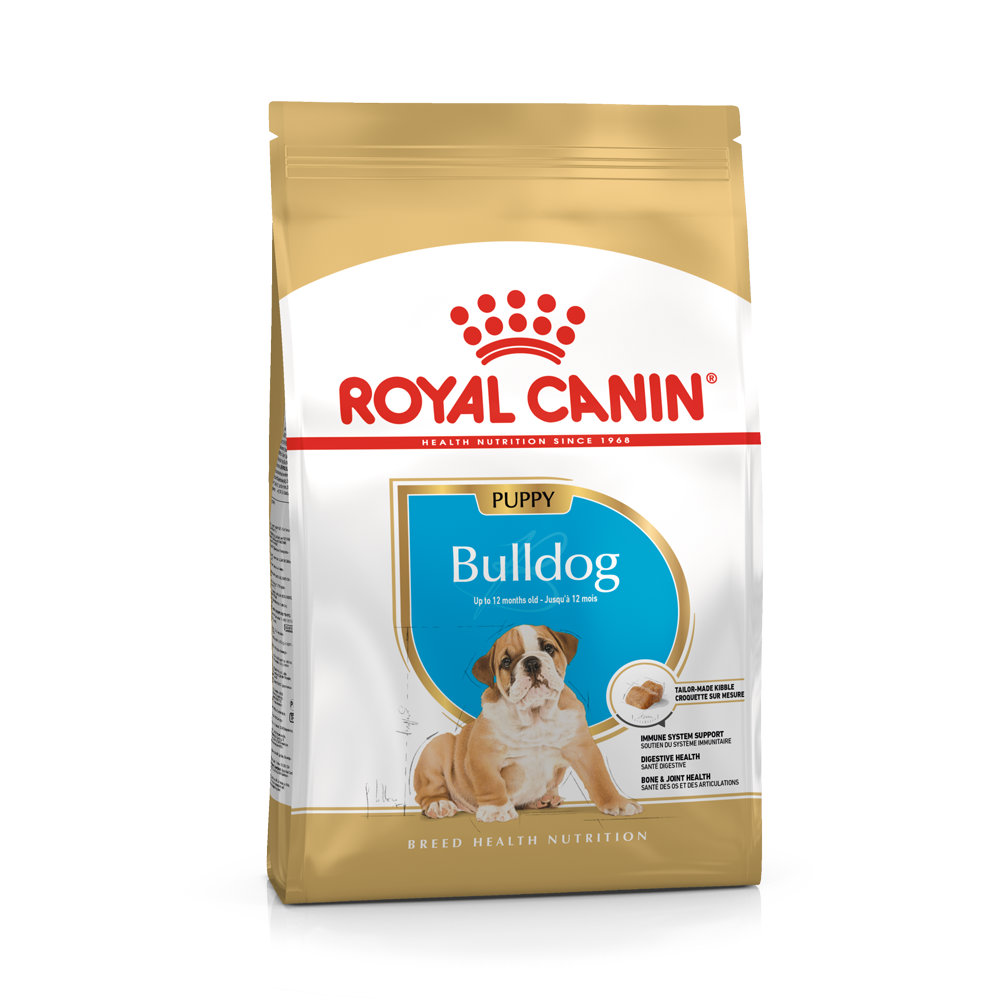 Royal Canin Bulldog Junior (Puppy)
