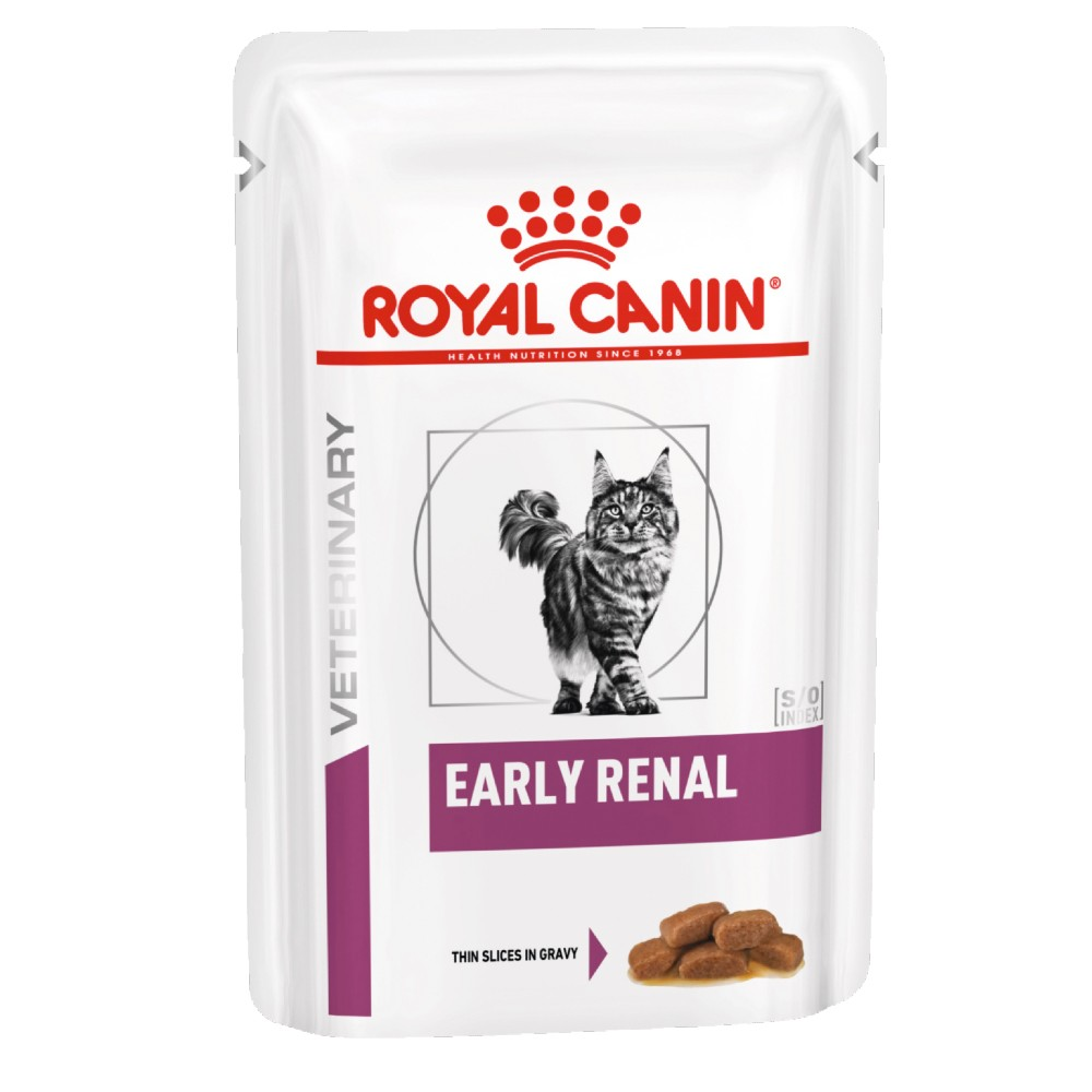 Royal Canin Veterinary Diet Feline Early Renal Pouches