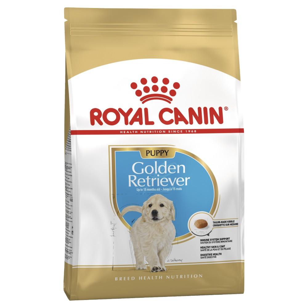 Royal Canin Golden Retriever Junior (Puppy)