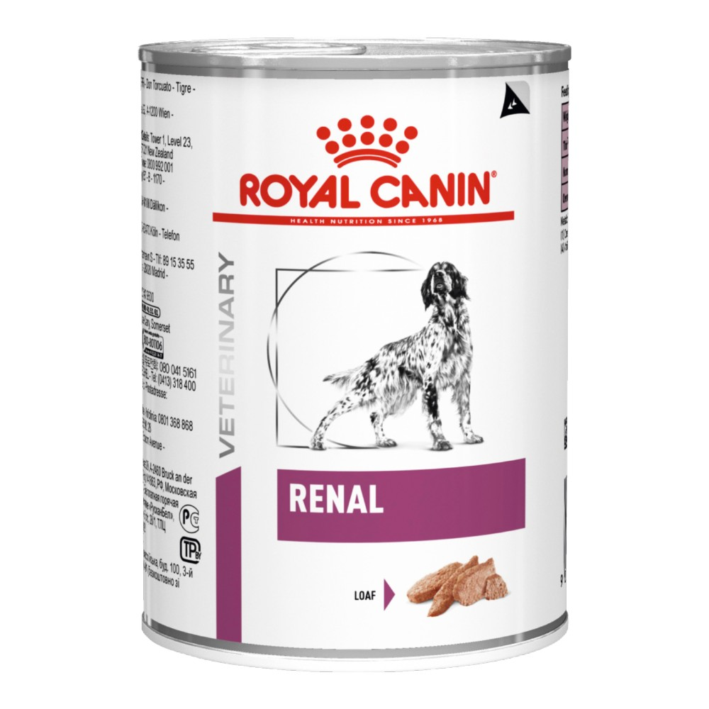 Royal Canin Veterinary Diet Canine Renal Cans