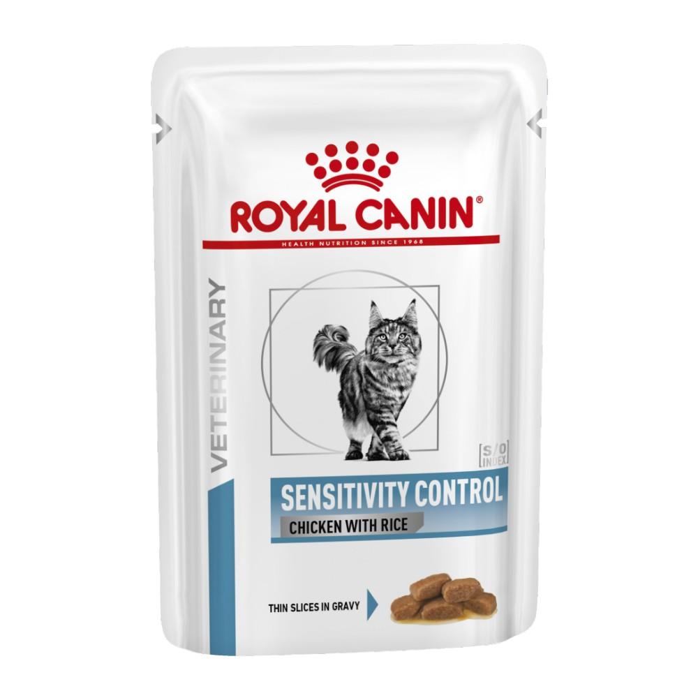 Royal Canin Veterinary Diet Feline Sensitivity Control Pouches