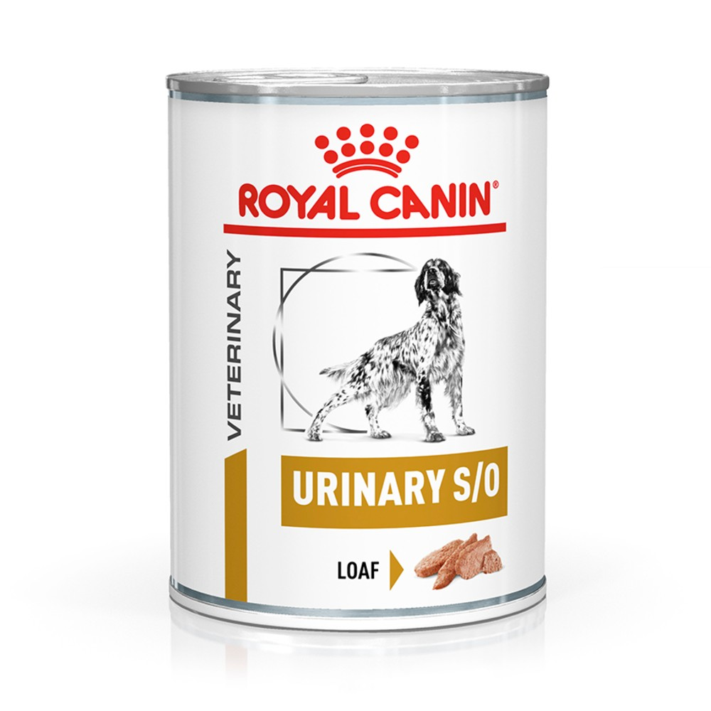 Royal Canin Veterinary Diet Canine Urinary S/O Cans