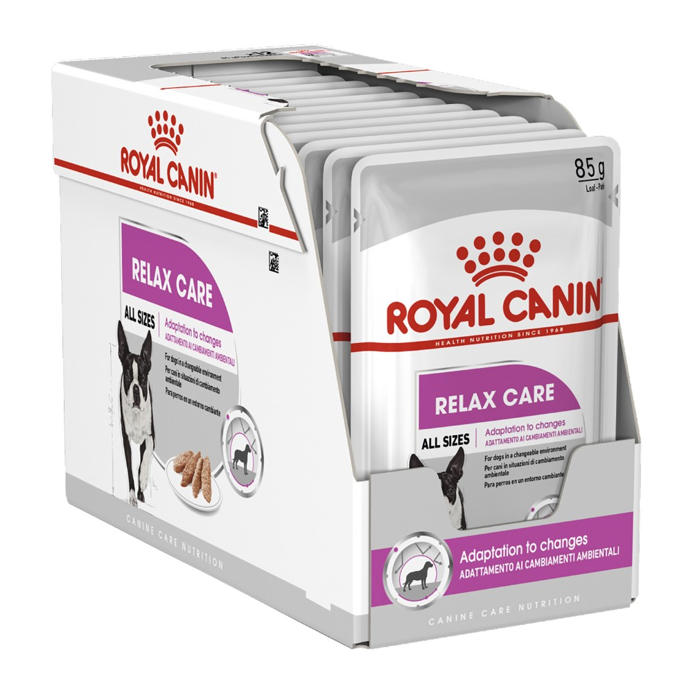 Royal Canin Relax Care Loaf Pouches