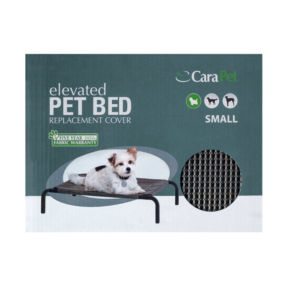 Cara Pet Elevated Bed Replacement Cover