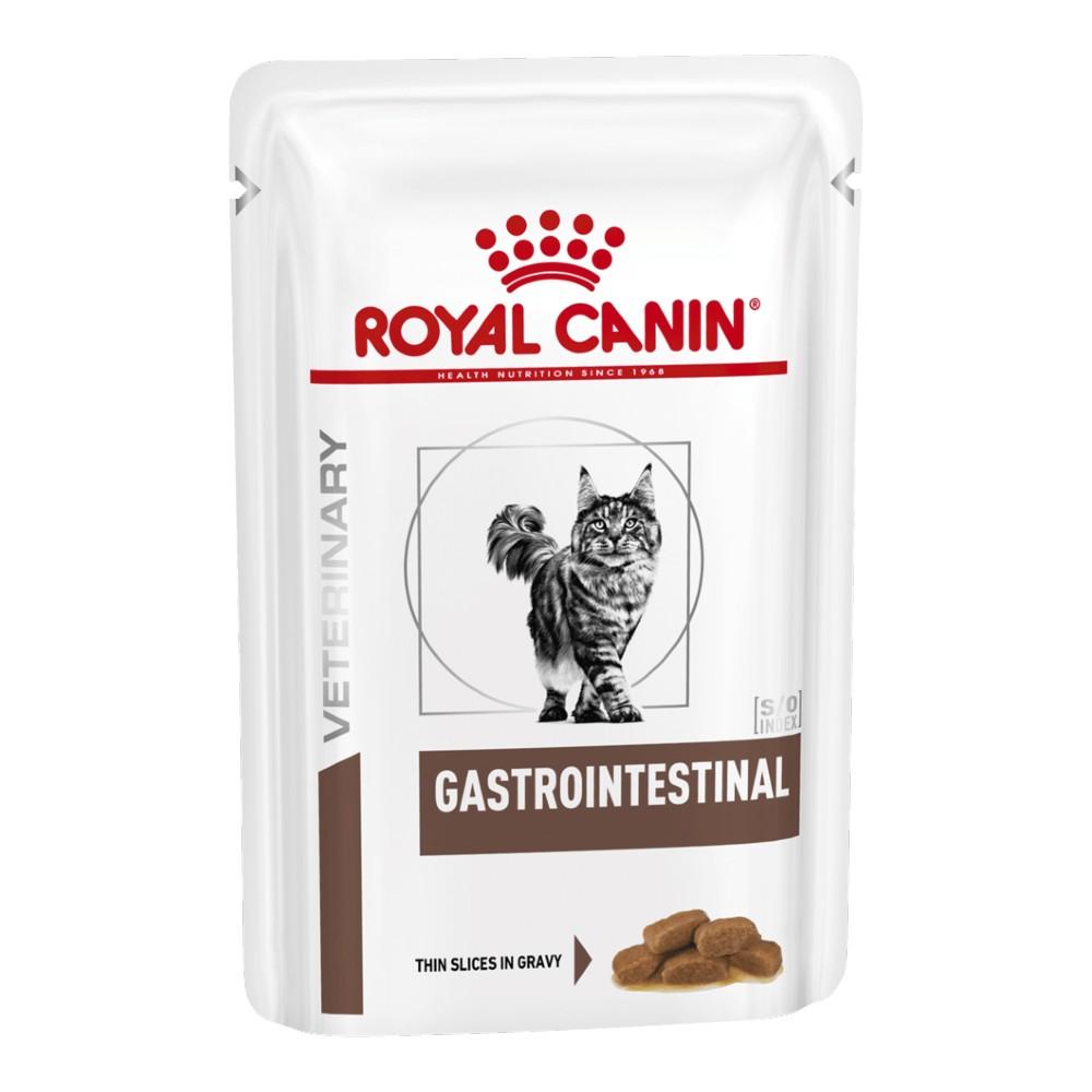 Royal Canin Veterinary Diet Feline Gastro Intestinal Pouches