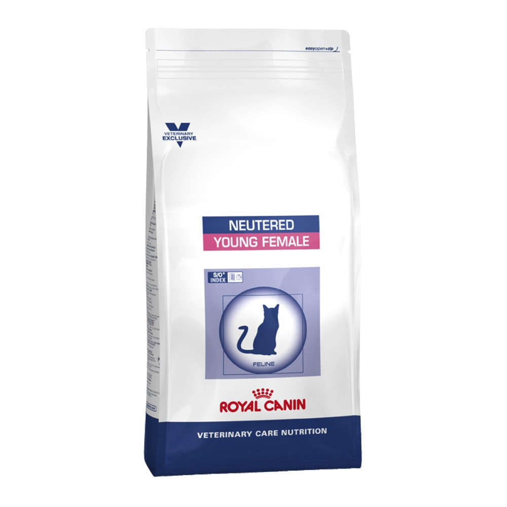 Royal Canin Veterinary Diet Feline Neutered Young Female