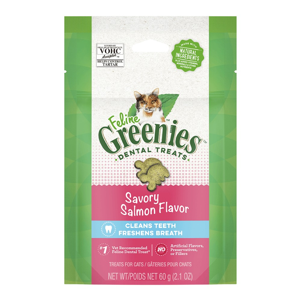 Greenies Savory Salmon Dental Treats