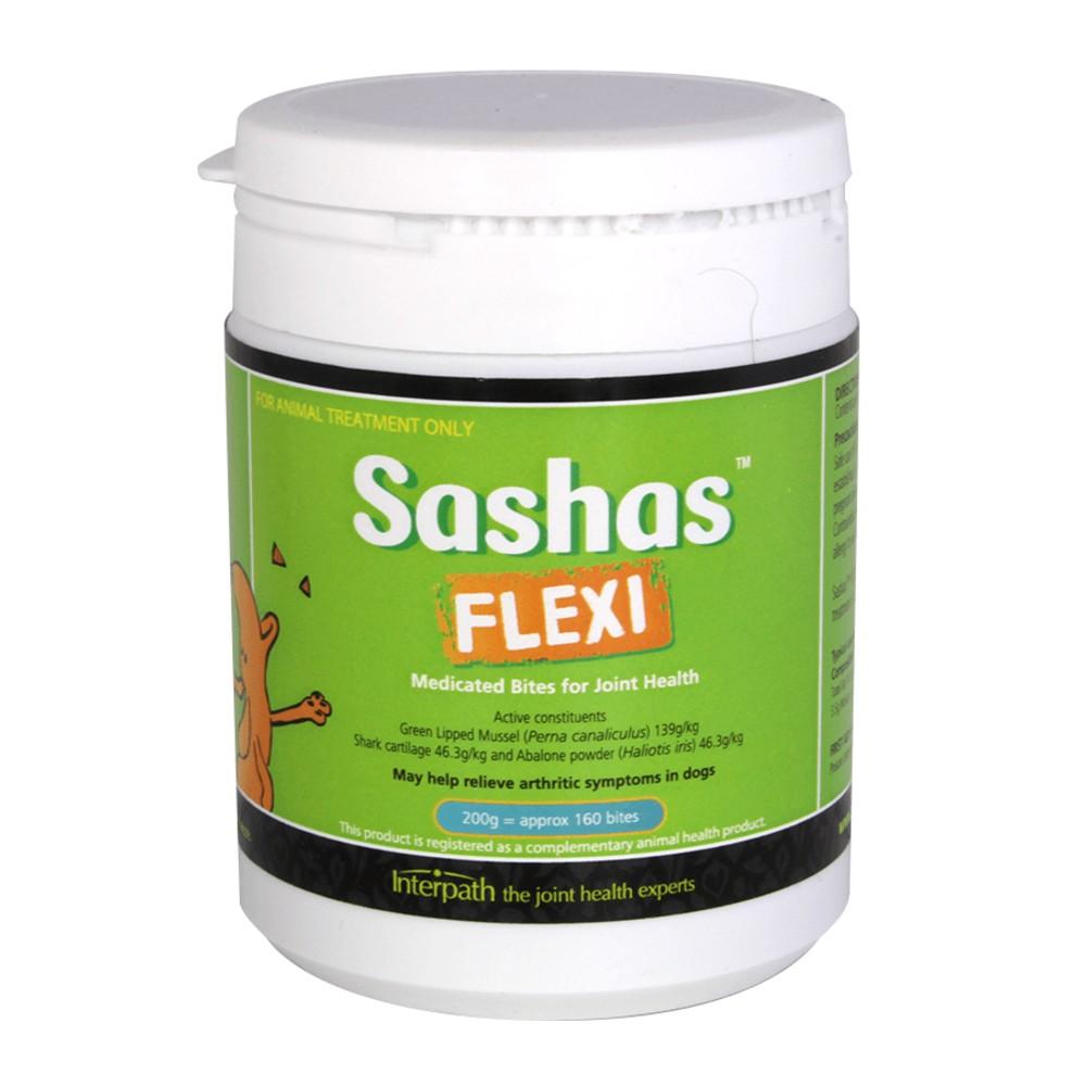 Sashas Flexi Bites