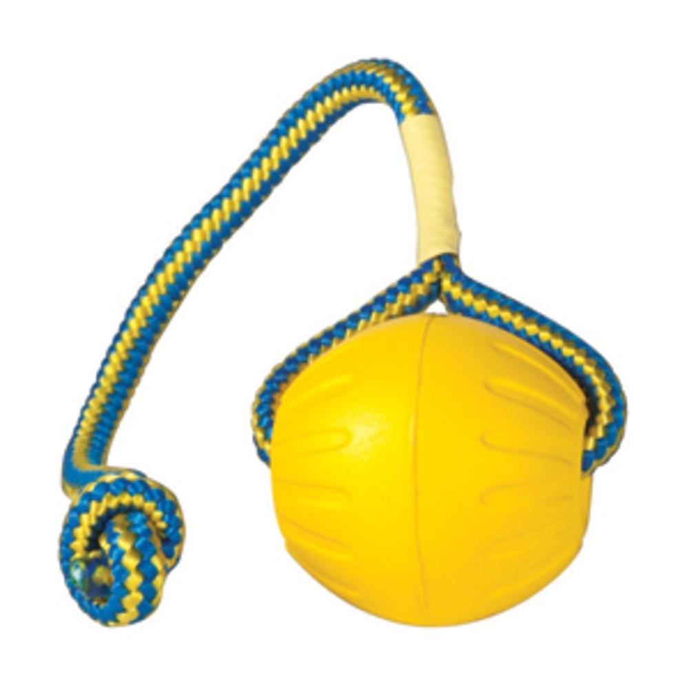 Starmark Swing and Fling Durafoam Fetch Ball